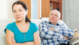 Frustrated Caregiver-Angry Survivor